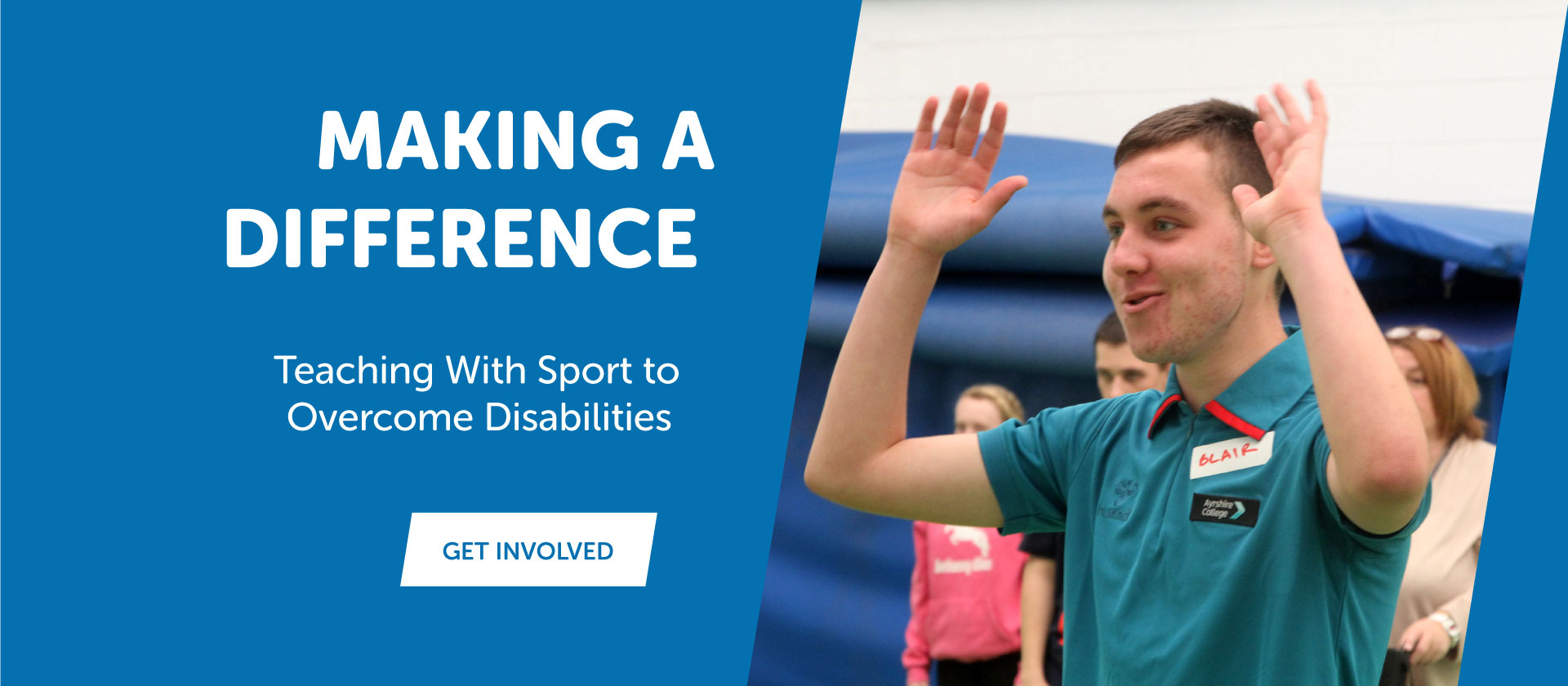 Teaching With Sport to Overcome Disabilities