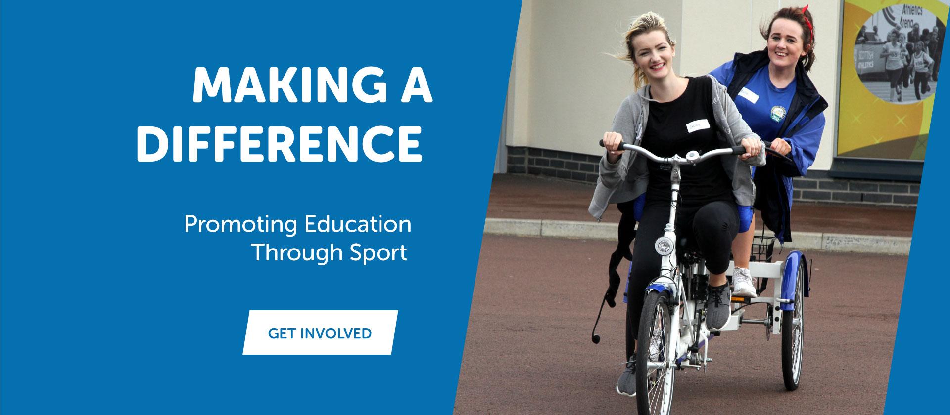 Promoting Education Through Sport