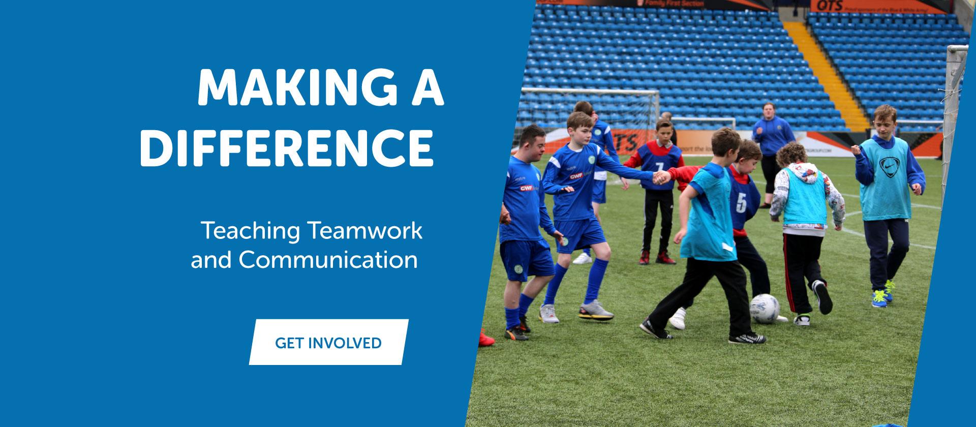 Teaching Teamwork and Communication