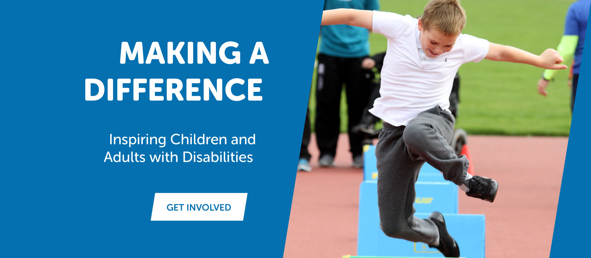 Inspiring Children and Adults with Disabilities