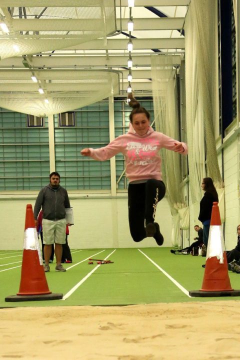 Ayrshire Sportsability Ability Games Ayrshire Athletics Arena Kilmarnock