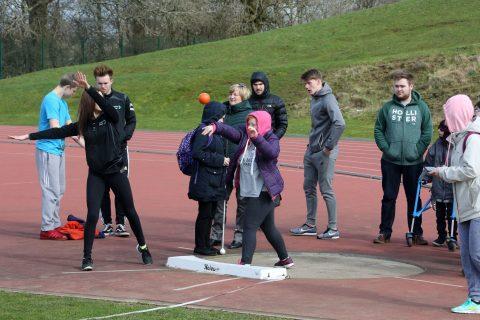 Ayrshire Sportsability at Ayrshire Athletics Arena