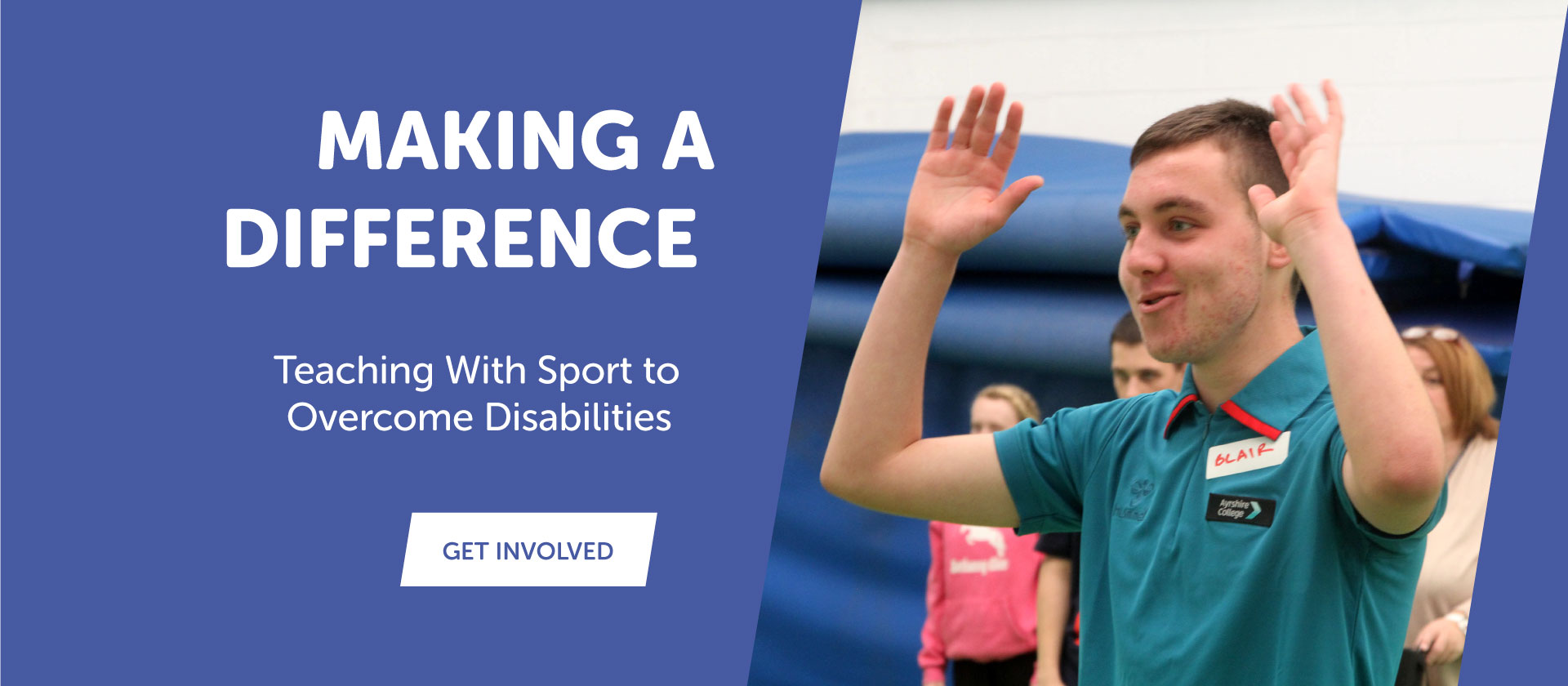 Ayrshire Sportsability Making a Difference