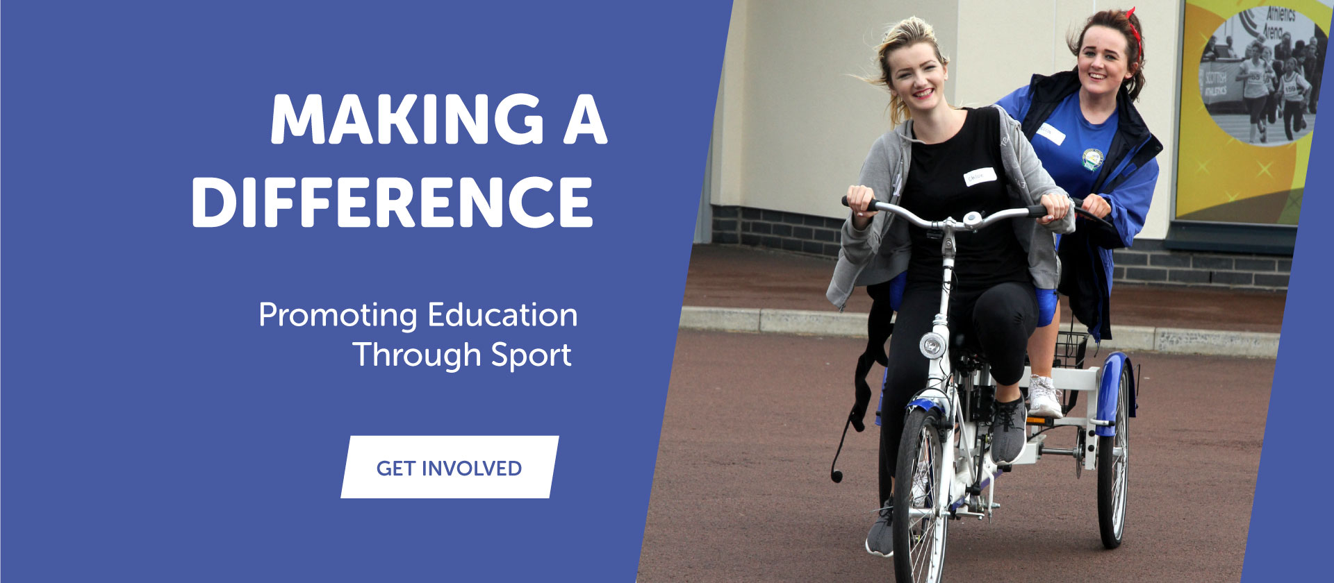 Ayrshire Sportsability education through sport