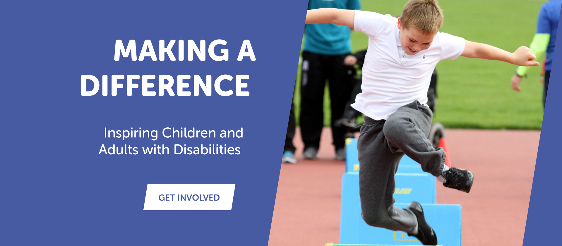 Ayrshire Sportsability inspiring children with disabilities